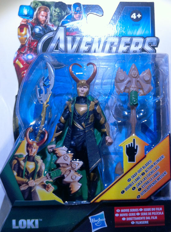 The Avengers Wave 2 HASBRO 2012 THOR LOKI CAPTAIN AMERICA HULK IRON MAN VII (6)