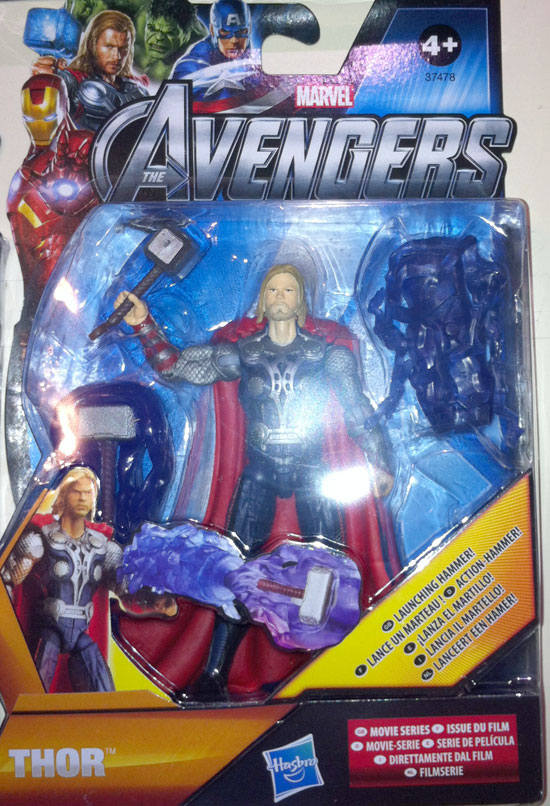 The Avengers Wave 2 HASBRO 2012 THOR LOKI CAPTAIN AMERICA HULK IRON MAN VII (5)