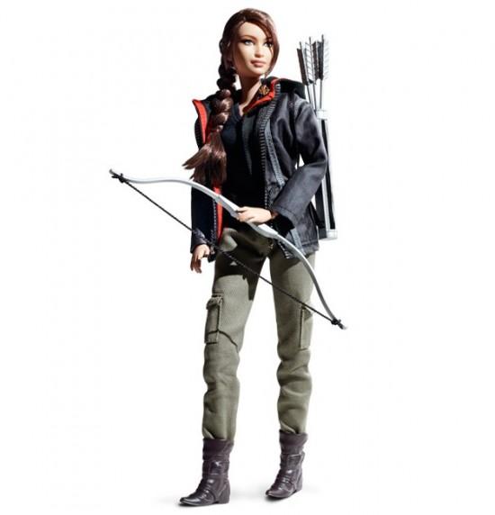 The Hunger Games barbieMATTEL