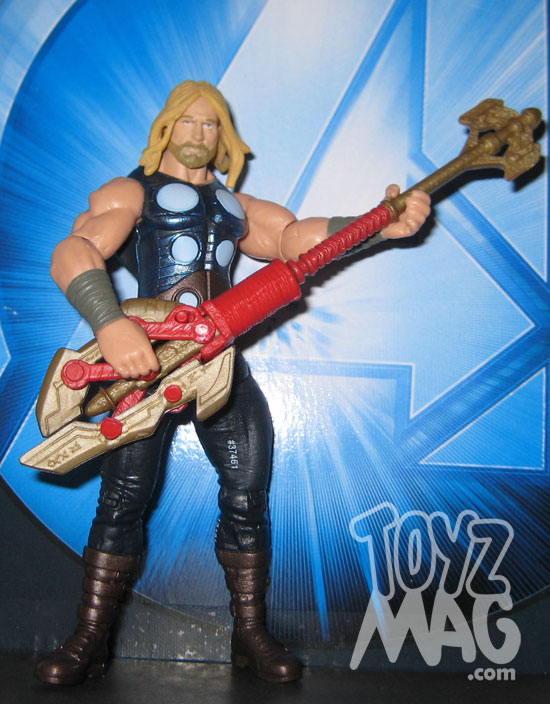 Thor Ultimates The Avengers Hasbro serie Comic wave 1