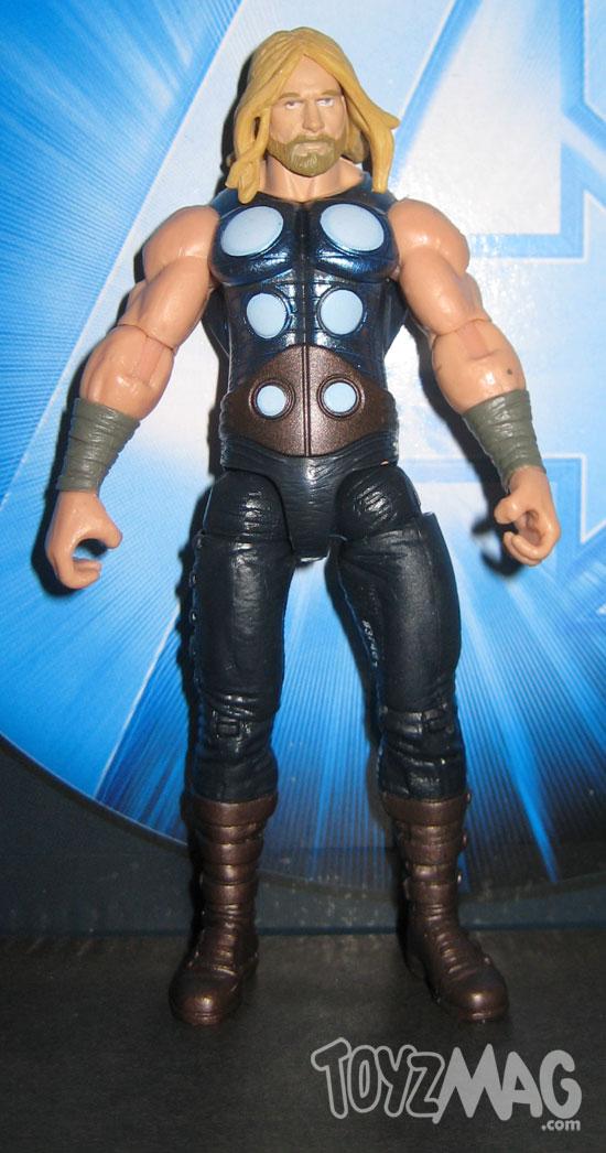 Thor Ultimates The Avengers Hasbro serie Comic wae 1
