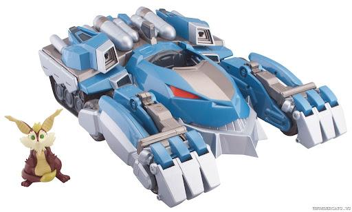 Cosmocats / Thundercats (Bandai) 2011 - 2012 - Page 21 ThunderTank-with-Snarf_13049803235