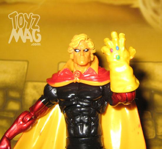 Marvel Universe Thanos & Adam Warlock Greatest Battles Comic Pack