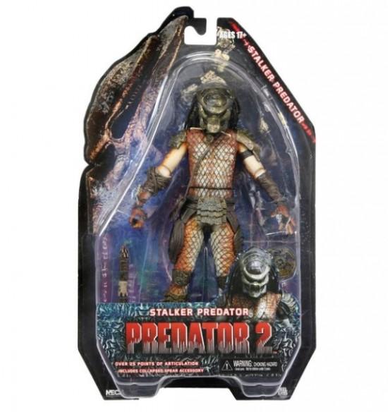 stalker Predators NECA serie 5