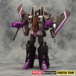Transformers PP03D Destroyer aka Skywarp - iGear
