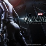 The Avengers : Black Widow en 12″ !