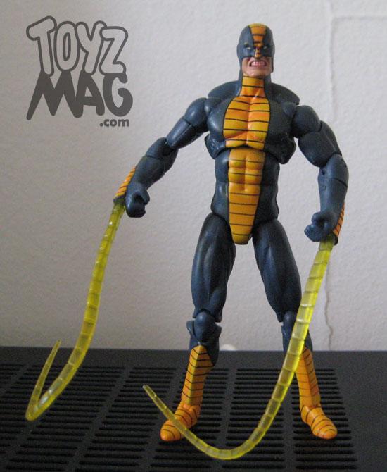 Constrictor Marvel Universe HASBRO