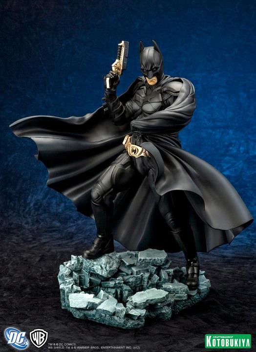 DC Comics Batman -The Dark Knight Rises- ARTFX Statue