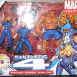 Review Fantastic 4 Marvel Universe