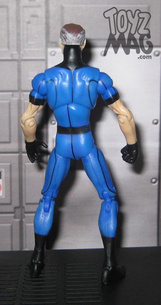 Fantastic four 4 Marvel Universe Hasbro - Mister Fantastic monsieur fantastique Reed Richards