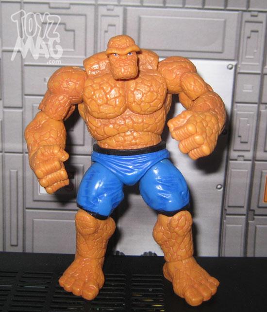 Fantastic four 4 Marvel Universe Hasbro - The Thing ben la chose