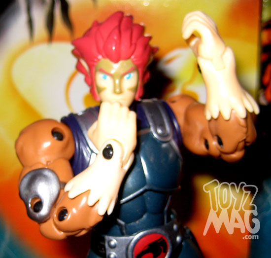 Lion-O Thundercats animated serie 2012 BANDAI