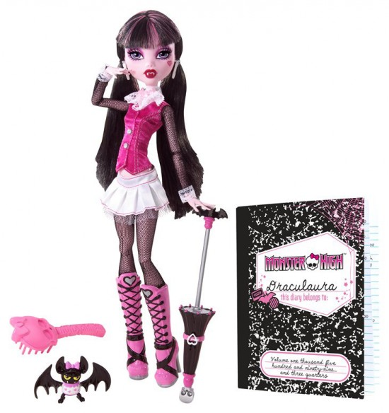 Poupée Monster HIGH Dracu Laura