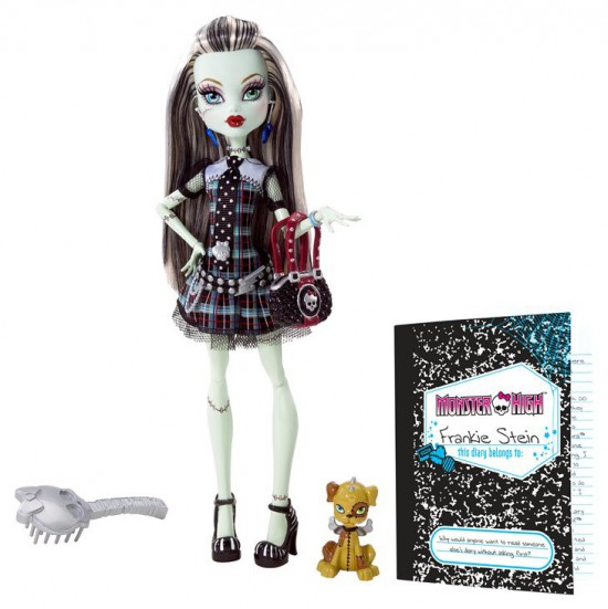 Poupée Monster HIGH Frankie Stein