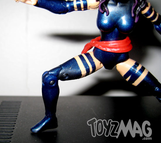 Psylocke Marvel universe Hasbro wave 17