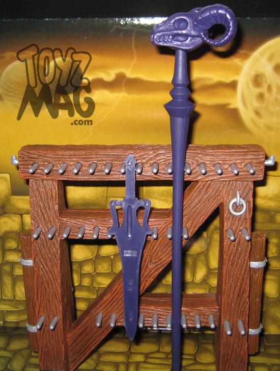 Skeletor Masters Of The Universe Classics Mattel 2009