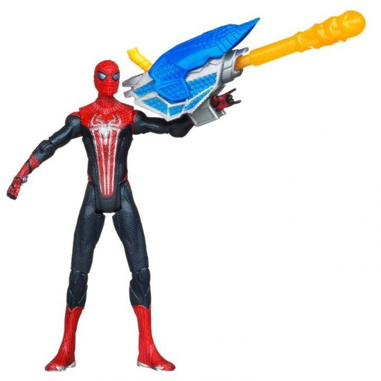 The Amazing Spider-Man The Movie Hasbro Web Canon Spider-Man