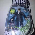 Men In Black (MIB) 3 : review de la figurine Agent K (Kay)
