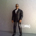 Men In Black (MIB) 3 : review de la figurine Agent J (Jay)