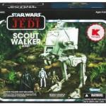 Star Wars TVC : AT-ST en boîte vintage