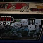 Star Wars vintage : AT-AT (boîte Endor Retour du Jedi)