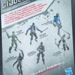 G.I. Joe Hasbro :  Focus sur les figurines