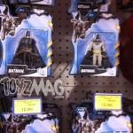 The Dark Knight Rises les figurines Mattel chez TRU