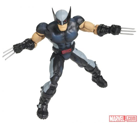HAsbro SDCC MARVEL LEGENDS X-FORCE WOLVERINE