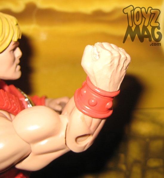 He-Man Thunder Punch MOTUC 2012 MATTEL