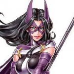 The Huntress arrive en Bishoujo