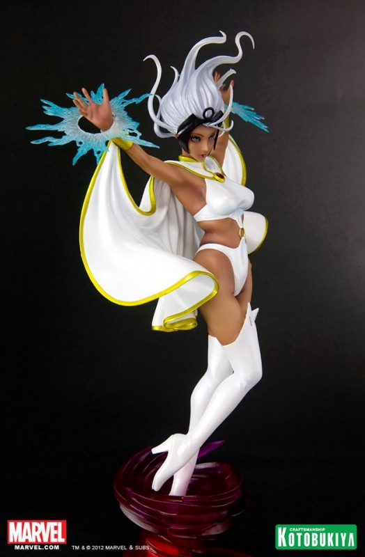 Marvel Comics Storm Exclusive Vers. Bishoujo Statue SDCC