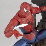 Spider-Man Revoltech un peu plus d'images