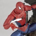Spider-Man Revoltech un peu plus d'images