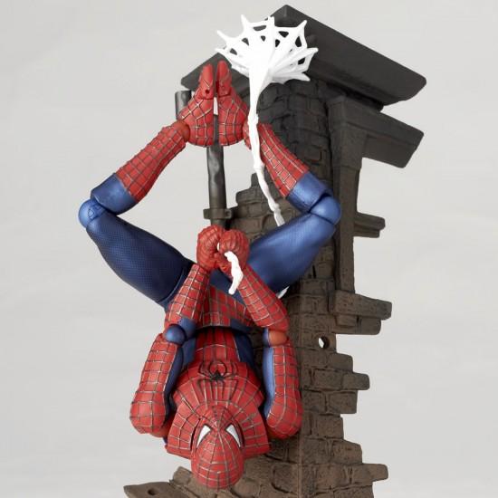 Spider-Man Revoltech sci-fi
