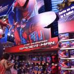 Les figurines et jouets The Amazing Spider-Man disponibles en France