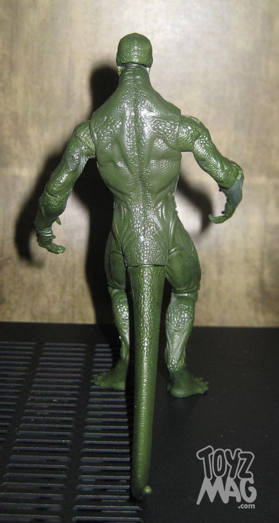 The Amazing Spider-Man movie Lezard lizard Hasbro 10cm