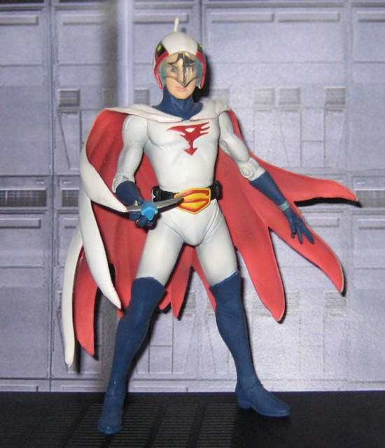 gatchaman Battle Of Planets Diamond Select Toys 2003 MARK