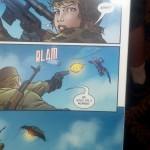 joe con 2012 annihilators dans le comic exclu 2012 hasbro