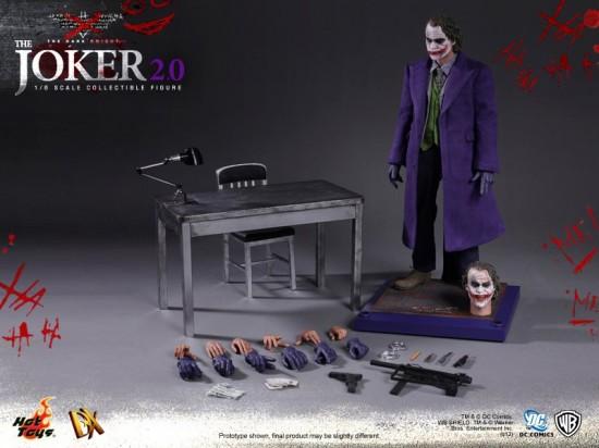 joker dx hot toys6 HOT TOYS