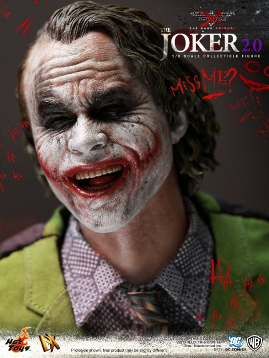 joker dx hot toys