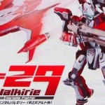 Review - DX 1/60 Durandal YF-29 - Macross Frontier