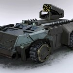 Massive Black / Hasbro : une mine de concept art pour G.I. Joe