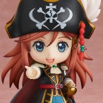 « It's Pirate Time! » : Nendoroid Marika Kato