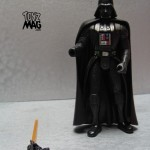 Star Wars Hasbro POTF 2 : Review de Darth Vader (with removable helmet)