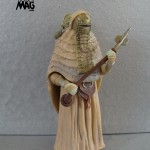Star Wars Saga Hasbro : Review de Tusken Raider (Female with child)