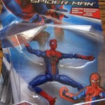 Review Hasbro : Spider-Man – The Amazing Spider-Man (poseable)