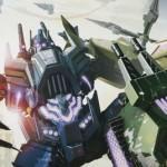 Transformers les exclues SDCC2012 d'Hasbro