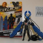 Review : Gi-Joe Retaliation - Snake Eyes