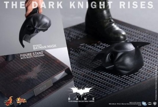 Bane Hot Toys The Dark Knight Rises