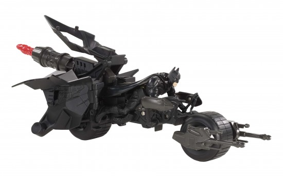 Bat pod Quick-Tek The Dark Knight Rises